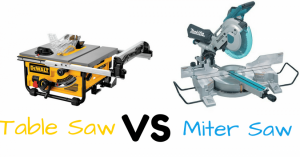 Difference between 10 Inch vs 12 Inch Miter Saw