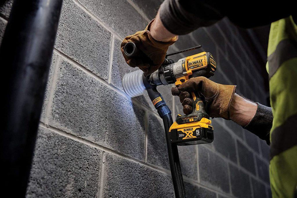 DeWalt DCD996 can drill