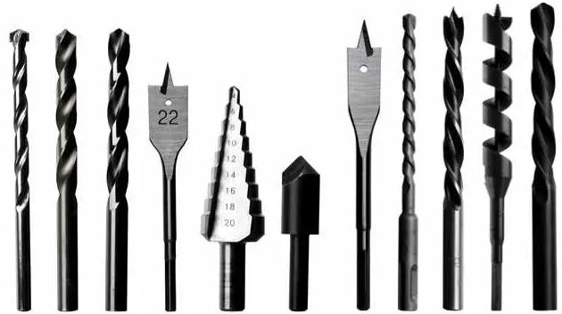 Difference Between Metal and Wood Drill Bits